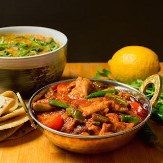 Indian Restaurant Chicken Jalfrezi Recipe