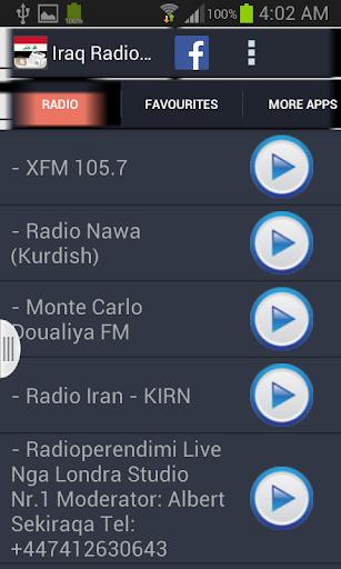 Iraq Radio News