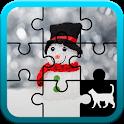 Christmas Jigsaw Puzzle icon