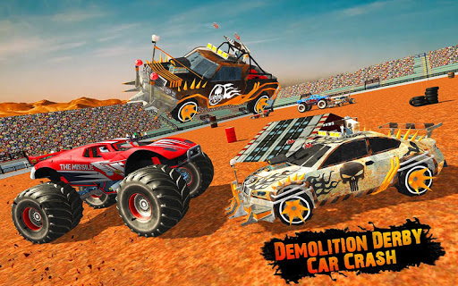 Monster Truck Demolition Derby: Extreme Stunts 1.0.3 screenshots 1
