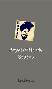 Royal Attitude Status - náhled