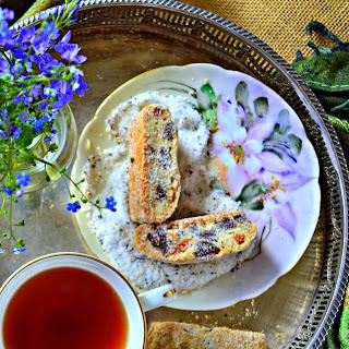 Cinnamon Sugar Mandel Bread