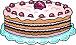 Månadens tårta april