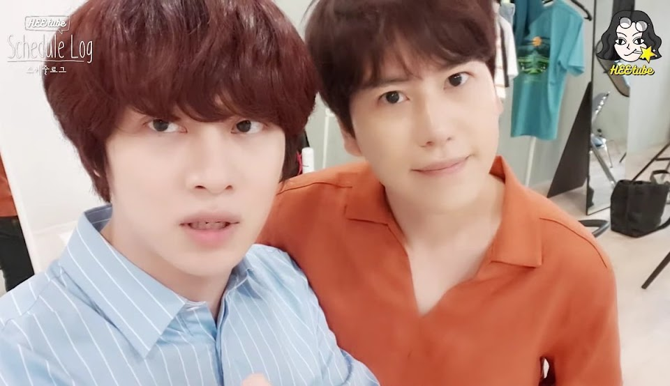 kyuhyun heechul super junior