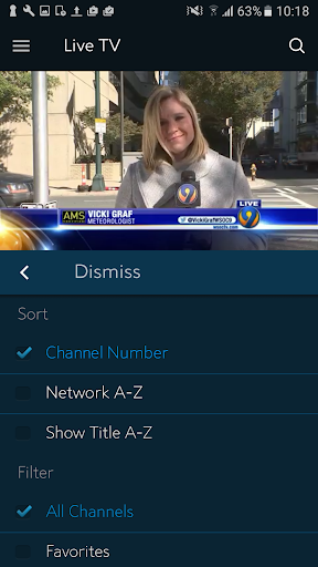Spectrum TV 6.33.0.1534315.release screenshots 2