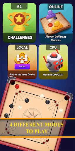 Carrom Club Online : Carrom Board Disc Pool Game 10.3.1 screenshots 5