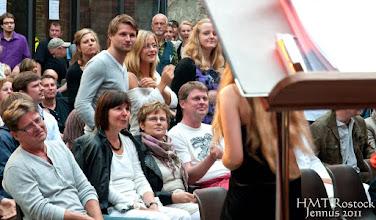 Photo: Konzertpublikum der HMT
