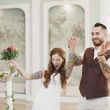 Wedding photographer Mariya Blinova (BlinovaMaria). Photo of 28.12.2018