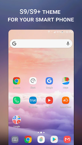 Download Launcher Theme for Samsung Galaxy S9/S9+ Google Play