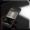 Flash on incoming call icon