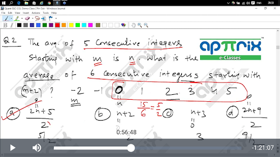 apttrix Online Learning App- screenshot thumbnail