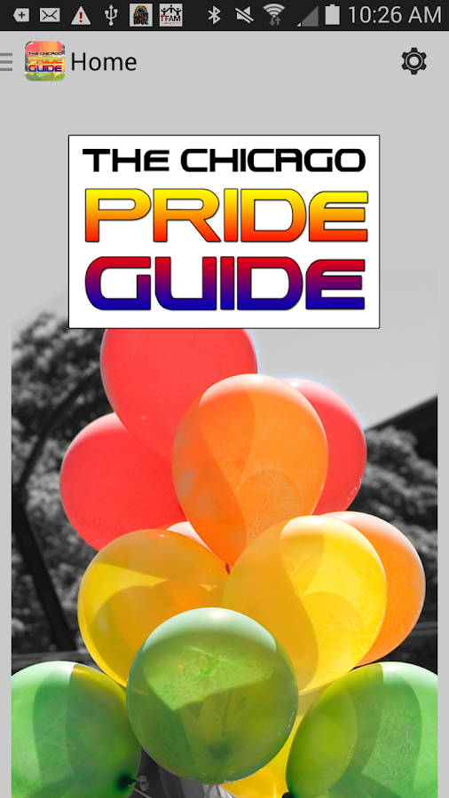 Chicago Pride Guide- screenshot