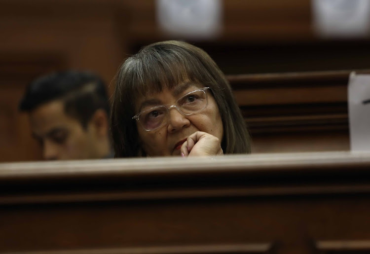 There seems to be no end in sight in the legal impasse between the beleaguered mayor Patricia de Lille and the DA.