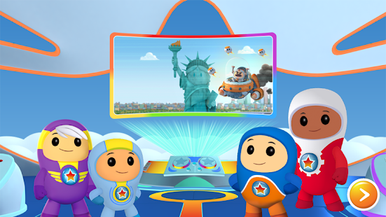 Go Jetters: Fix That Glitch- screenshot thumbnail