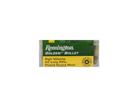 Remington Gloden bullet 22 LR