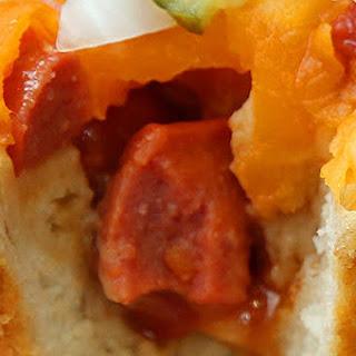 Hot Dog Cups #TastyJr