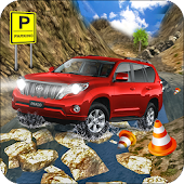Off-road mountain parking simulator: 4x4 games