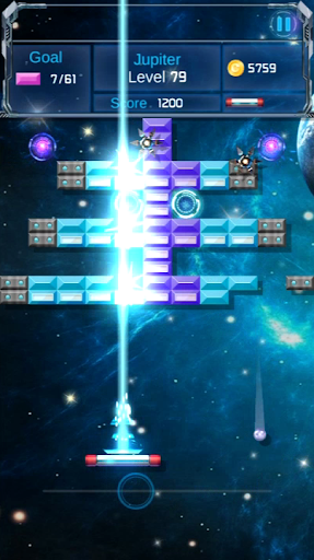 Brick Breaker : Space Outlaw filehippodl screenshot 16