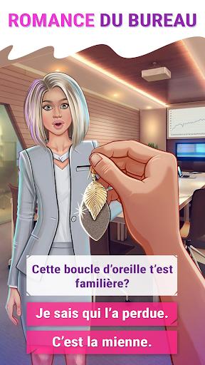 Télécharger Gratuit Love Story: Histoire d'amour en français mod apk screenshots 3