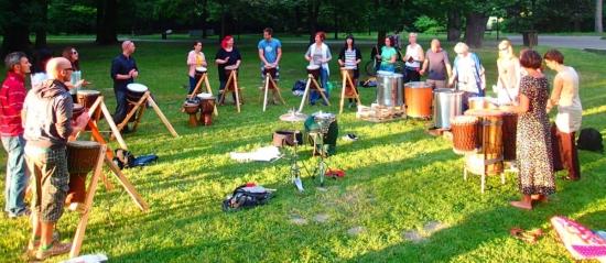 kurzy bubnovania a rytmiky
