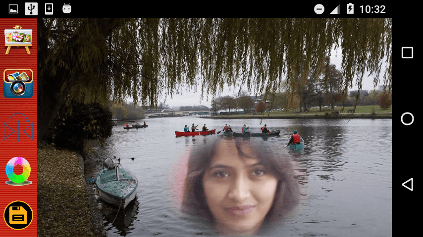android Water Photo Frames Screenshot 6