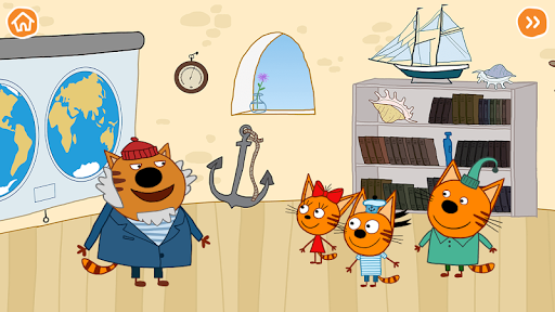 Kid-E-Cats. Educational Games apkpoly screenshots 8
