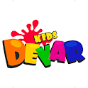 DEVAR kids (ar coloring 3d) icon