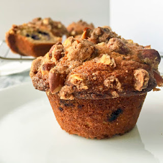 Wholewheat Blueberry Muffins Recipe