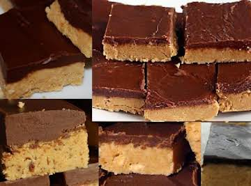 Homemade Reese Squares