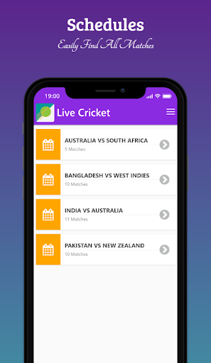 Live Cricket screenshot 3