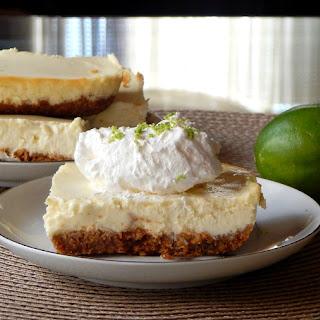 Lemon/Lime Cheesecake Bars