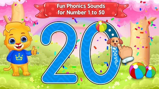 123 Numbers – Count & Tracing 2