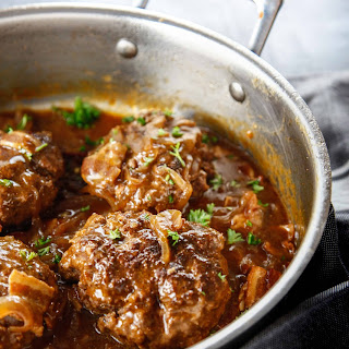 Salisbury Steak Sauce Recipes.