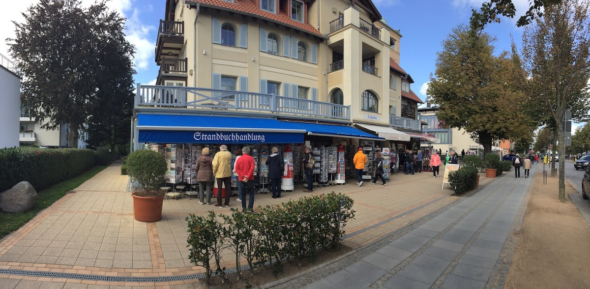 2-Zi-Ferienwohnung LAGUNA-Residenz am Meer in Kühlungsborn