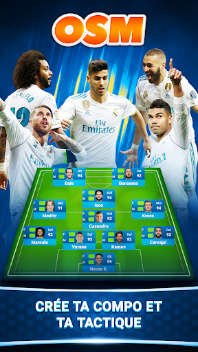 Online Soccer Manager (OSM)  captures d'écran 1