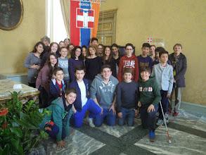 "Photo: 12/03/2015 - Scuola media ""Nievo-Matteotti"" di Torino. classe II D."