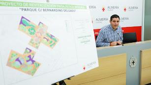 Juan José Alonso, concejal de Servicios Municipales, presentado los proyectos