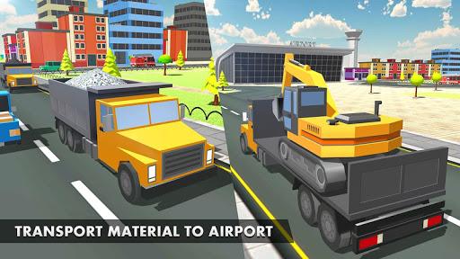 Vegas City Runway - Build and Craft screenshots apkspray 2