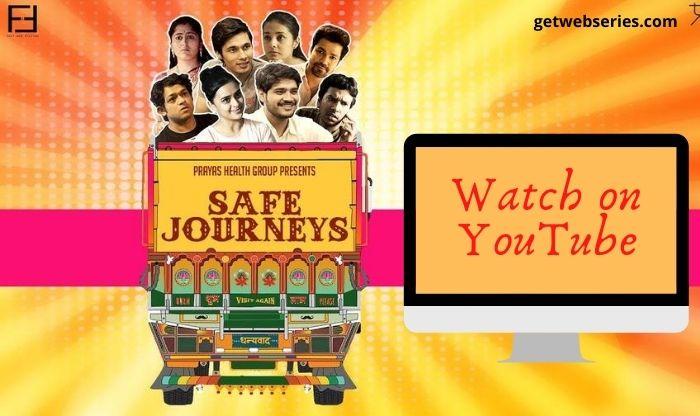 SAFE JOURNEYS top marathi web series