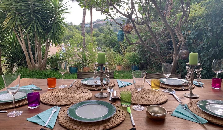 Appartement avec terrasse et piscine Bendinat