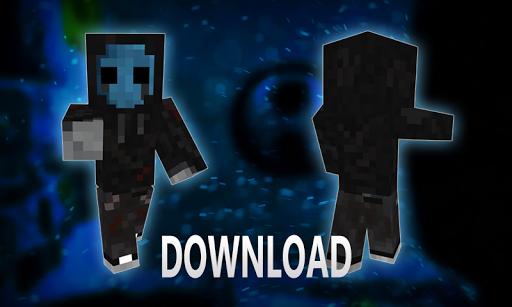 Eyeless Jack skins Minecraft