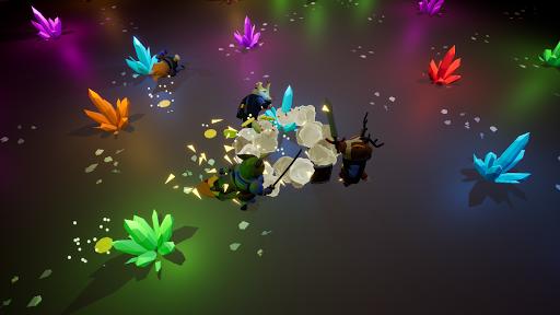 Code Triche Pocket Warriors mod apk screenshots 3