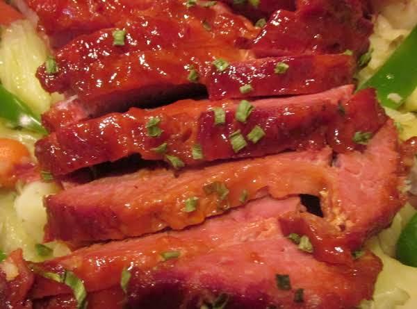 Corned Beef Brisket Glaze Recipe