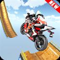 Grand Ramp Bike Stunts : Extreme Bike Endless Race icon