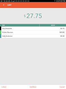 TallySheet - The Garage Sale Cash Register- screenshot thumbnail