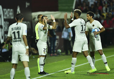Spanjaard is status van veelbelovend talent kwijt en mag zich kampioen van Frankrijk noemen na welgeteld één speelminuut