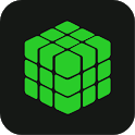 CubeX - Cube Solver, Virtual Cube and Timer icon