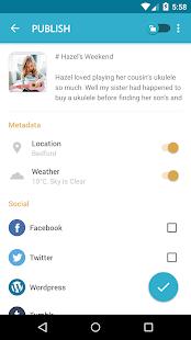 Journey - Diary, Journal Screenshot 6
