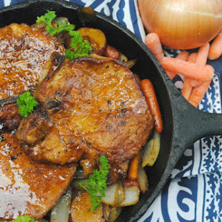 Maple And Brown Sugar Pork Chops Recipes