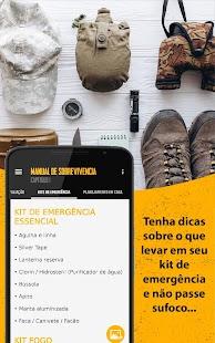 Manual de Sobrevivência - náhled
